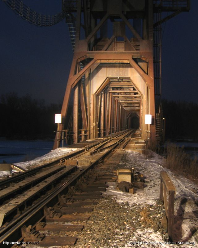 Hastings Railroad Bridge