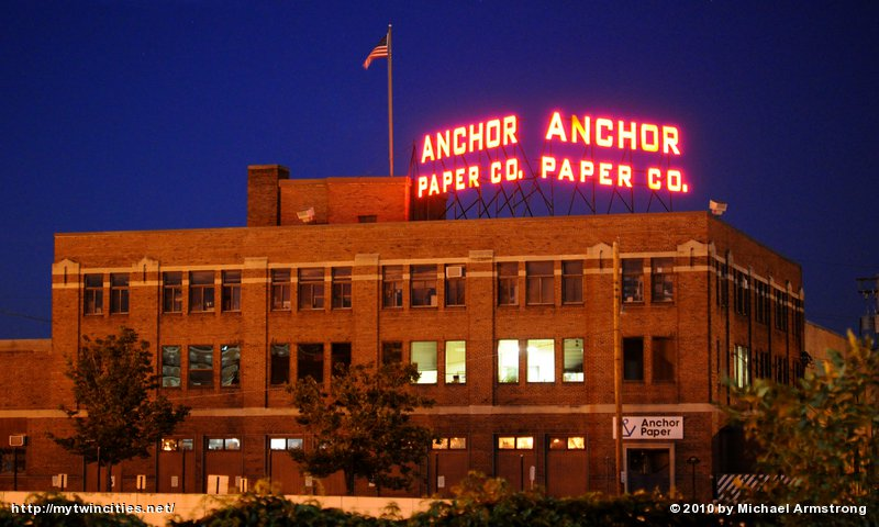 Anchor Paper