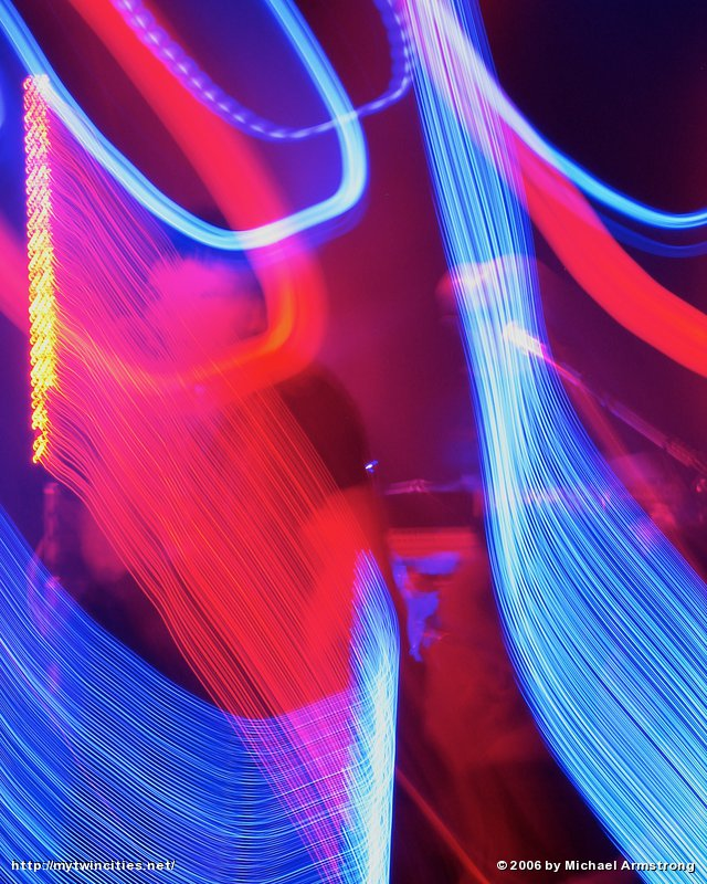 Numan Light Show